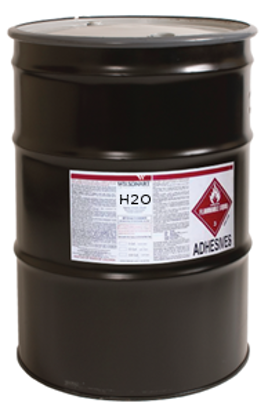 Picture of 55 Gal Drum H2O Wilsonart Water Based Contact Cement
